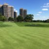 A view from a fairway at North Shore Towers & Country Club