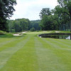 A view from the 15th fairway at Ardsley Country Club