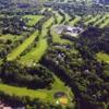 Aerial view from Cedarbrook Golf Club