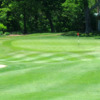 A view of a green at Blind Brook Club