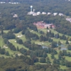 Aerial view from Pine Hollow Country Club