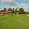 A view of a green protected by sand traps at North Country Golf Club