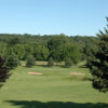 A view of the 9th green at Camillus Country Club