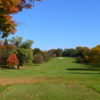 A view from tee #2 at Owasco Country Club