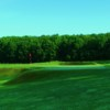 A view of a green at Apple Creek Country Club