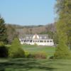 A sunny day view from Cortland Country Club