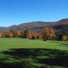 A fall view from Christman's Windham House
