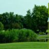 A view from a green at Willowbrook Golf Course