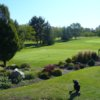 A view of a tee at Gowanda Country Club