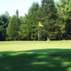 A view of a hole at Holland Meadows Golf Course