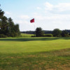 A view of a green at Holland Meadows Golf Course