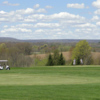 A view of a hole at Hales Mills Country Club