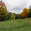 A fall view from a tee at Winding Hills Golf Club