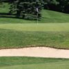 A view of the 10th green at Cold Spring Country Club
