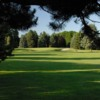A view from a fairway at Shadow Lake Golf & Racquet Club