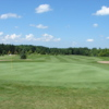A view of the 13th green at Parkview Fairways