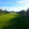 A view from a tee at Apple Greens Golf Course