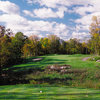A view of hole #3 at Centennial Golf Club - Lakes Course