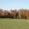 A fall view from Barracks Golf Course