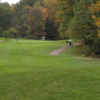 A view from Amsterdam Municipal Golf Course