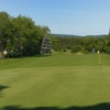 A view of the 8th green at Bath Country Club