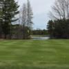 A view of a green at Brantingham Golf Club (Cheryl Ley)