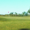 A view of a green at Bay Breeze Golf Links