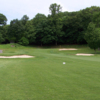 A view of hole #4 from Championship at Rockland Lake Golf Course