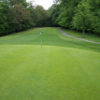 A view of the 8th hole from Championship at Rockland Lake Golf Course
