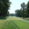 A view from tee #18 from Championship at Rockland Lake Golf Course