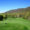 A view from a tee at Undermountain Golf Course