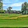 A view from tee #7 at Hollow Brook Golf Course