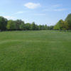 A view from tee #1 at Fishkill Golf Course & Driving Range