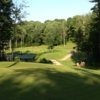 A sunny day view from The Witch Golf Course at Fire Fox Resorts