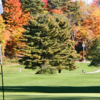 A view from green #2 at Battenkill Country Club