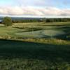 A view of green #8 at King Ferry Golf Club