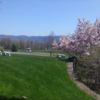 A spring day view from Top of the World Golf Course