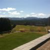 A view of a tee at Lake Placid Club
