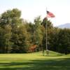 A view of a green at Whiteface Inn Resort & Club