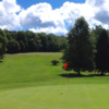A view of a hole at Maplehurst Country Club