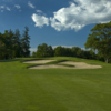A view of green #18 at Salem Golf Club (J. Krajicek)