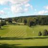 A view of a green at Canasawacta Country Club