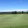 A view of a green at Oriskany Hills Golf Club
