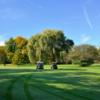 A view of a tee at Shamrock Golf & Country Club