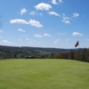 A view of the 11th green at Blue Stone Golf Course