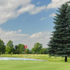 A view of a hole at Indian Hills State Golf Course