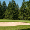 A view of a hole at Penfield Country Club