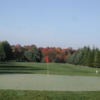 A view of the 6th green at Streamside Golf Course and Country Club