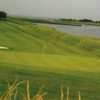 A view of the 10th green at Indian Island Country Club