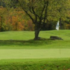 A view of a hole at Ausable Club